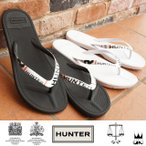ハンター HUNTER 靴 メンズ ビーチサンダル ビーサン サンダル トング MFD9009EVA M ORIG EXPLODED LOGO FLIP FLOP レジャー 水辺 海 ビーチ 川 ぺたんこ