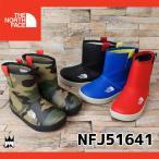 ザ・ノースフェイス ノースフェイス THE NORTH FACE 男の子 子供靴 キッズ ジュニア NFJ51641 キッズベースキャンプブーティー レインブーツ   通園