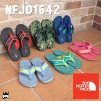 ザ・ノースフェイス ノースフェイス THE NORTH FACE  男の子 女の子 子供靴 キッズ ジュニア NFJ01642 K BC Flip-Flop ビーチサンダル