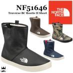 ザ・ノースフェイス THE NORTH FACE メンズ レディース Traverse BC Bootie II Shortトラバース ベース キャンプブーティーIIショート NF51646 レインブーツ