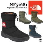 ザ・ノースフェイス THE NORTH FACE メンズ レディース ブーツ NF51681 ヌプシ ブーティー ウォータープルーフ V SE ミリタリー Nuptse Bootie WP MIL