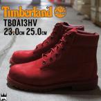 ティンバーランド Timberland キッズ ジュニア レディース ブーツ 6インチ プレミアム TB0A13HV ウォータープルーフ 防水