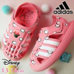アディダス adidas 女の子 子供靴 キッズ ベビー ディズニー Disney コラボ ミニーマウス サンダル ウォーターサンダル FY8941 サマーシューズ ピンク