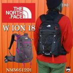 ザ・ノースフェイス THE NORTH FACE ウィメンズ レディース W ION 18 NMW61201 バックパック デイパック リュック 登山 山登り レインカバー付き 18L