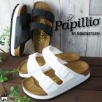 ビルケンシュトック BIRKENSTOCK 靴 Papillio レディース 364063 364053 アリゾナ ARIZONA コンフォートサンダル プラットフォーム 厚底  上品