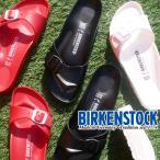 ビルケンシュトック BIRKENSTOCK レディース サンダル マドリッド EVA コンフォートサンダル 黒 白 赤 ブラック ホワイト レッド ワンストラップ ナロー幅(幅狭)