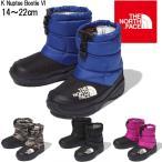 ザ・ノースフェイス ヌプシブーティーVI キッズ ジュニア ブーツ NFJ51981 スノーブーツ 大雪 撥水 ショートブーツ スノーシューズ ウインターブーツ 雪靴 長靴