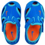ナイキ NIKE サンレイ プロテクト(TD) サンダル 244925 344993 サマーシューズ 男の子 女の子 子ども ベビー キッズ 子供靴