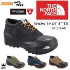 """ザ・ノースフェイス THE NORTH FACE メンズ レディース スノーブーツ NF51660 スノー ショット 4"""" テキスタイル(ユニセックス) ブーツ ウィンターブーツ 防水"""