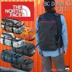 ザ・ノースフェイス THE NORTH FACE メンズ レディース BCダッフル XS NM81555 ベースキャンプシリーズ バックパック 通勤 通学 防水 リュック