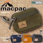 Yahoo!シューマートワールド ヤフー店マックパック macpac メンズ レディース コインケース MM91701 コインポーチアズテック 小銭入れ ウォレット サイフ さいふ キャンバス オーガニックコットン 鍵