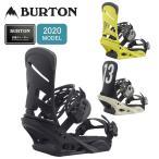 バートン BURTON 2020 Mission Re:Flex Snowboard Binding ミッションリフレックス 105461 【バインディング/スノーボード/日本正規品/メンズ】