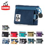 CHUMS チャムス Eco Key Coin Case エコキーコインケース 【正規品/雑貨/財布/小銭入れ/ 定期入れ/かわいい/ギフト/プレゼント】【メール便・代引不可】