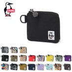 CHUMS チャムス Recycle L-Shaped Zip Wallet リサイクルエルシェイプトジップウォレット CH60-3137 【財布/コンパクト/ミニ】【メール便・代引不可】