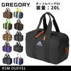 ショッピンググレゴリー GREGORY/グレゴリー ダッフルバッグ  ダッフルバッグXS XSM DUFFEL  日本正規品