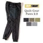 GRIP SWANY グリップスワニー QUILT GEAR PANTS 2.0 キルトギアパンツ GSP-75 【ボトムス/キャンプ/アウトドア】