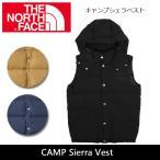 ノースフェイス THE NORTH FACE ベスト キャンプシェラベスト CAMP Sierra Vest ND91638 【NF-TOPS】メンズ ダウンコート