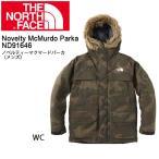 ショッピングノースフェイス ノースフェイス THE NORTH FACE パーカー ノベルティーマクマードパーカ(メンズ) Novelty McMurdo Parka ND91646 【NF-TOPS】