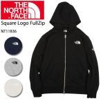 ノースフェイス THE NORTH FACE トップス スクエアロゴフルジップ Square Logo FullZip NT11836 【NF-TOPS】日本正規品