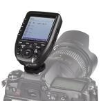GODOX Xpro-N 送信機 TTL 2.4G ワイヤレス フラッシュトリガー Nikon 一眼レフカメラ 対応