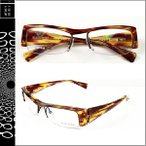 アラン ミクリ alain mikli メガネ 眼鏡 ブラウン×イエローYLW-03 AL0795 0017 セルフレーム メンズ レディース サングラス