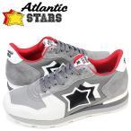アトランティックスターズ メンズ スニーカー Atlantic STARS アンタレス ANTARES OFCG-63B 靴 グレー×ホワイト 4/19 新入荷