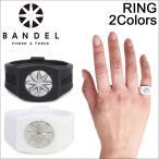 バンデル BANDEL リング スポーツ アスリート バランス シリコン アクセサリー メンズ レディース 2カラー