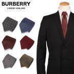 バーバリー BURBERRY ネクタイ メンズ イギリス製 シルク TIE