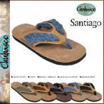 チュバスコ Chubasco ビーチサンダル 5カラー SANTIAGO ナイロン メンズ サンチアゴ サンダル レディース チェバスコ
