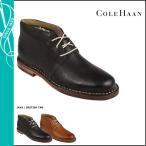 コールハーン Cole Haan グレン チャッカ ブーツ GLENN CHUKKA Mワイズ レザー メンズ C13188 C13189 2カラー