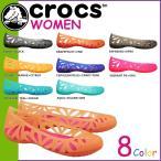 ����å��� crocs ��ǥ����� ������� �ѥ�ץ� ���ɥ�� ADRINA 3 FLAT W 14936 ����������