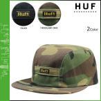 HUF ハフ キャップ メンズ ワークキャップ 帽子 2カラー CRAFTSMAN CAP
