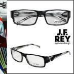 ジェイエフレイ J.F.REY メガネ ブラック セルフレーム メンズ レディース ユニセックス 眼鏡