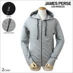ジェームスパース JAMES PERSE ジップアップパーカー メンズ [1/6 追加入荷]