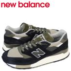 ニューバランス 998 メンズ new balance スニーカー M998CTR Dワイズ 靴 ブラック 4/15 新入荷