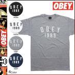 OBEY オベイ 半袖 Tシャツ ティーシャツ メンズ カットソー 2014 HOLIDAY COLLECTION 4カラー BASIC TEE