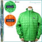 パタゴニア patagonia ダウンジャケット ナノパフジャケット シラントロ ターメリックオレンジ84210 Nano Puff Jacket メンズ