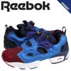 リーボック Reebok ポンプフューリー スニーカー INSTAPUMP FURY ASYM V67792 メンズ レディース 靴 ブルー
