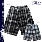 ポロ ラルフローレン POLO by RALPH LAUREN ショートパンツ ブラック ネイビー1337181BJC 1339748BJC メンズ
