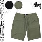 ステューシー STUSSY ショートパンツ ハーフパンツ メンズ 2カラー DUKE SOLID SHORT