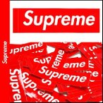 ����ץ꡼�� Supreme �ܥå��� �� ���ƥå��� ���������� ��å� BOX LOGO ������ STICKER ���