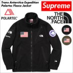 シュプリーム ノースフェイス ジャケット Supreme THE NORTH FACE フリース メンズ NF0A37OS TRANS ANTARCTICA EXPEDITION FLEECE JACKET