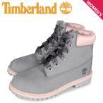 ティンバーランド Timberland ブーツ 6インチ プレミアム ウォータープルーフ レディース JUNIOR 6INCH PREMIUM WP BOOT A41TG