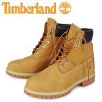 ティンバーランド Timberland 6INCH 10061 6インチ プレミアム ウォータープルーフ ブーツ 6INCH PREMIUM WATERPROOF BOOTS メンズ [2/23 追加入荷]