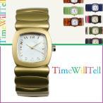 タイムウィルテル Time Will Tell レディース 腕時計 ゴールドコレクション 28mm ウォッチ 時計 ゴールド GOLD COLLECTION