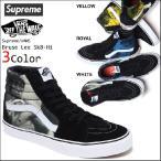 シュプリーム Supreme×VANS BRUCE LEE SK8-HI スニーカー [ 3カラー ] ブルースリー スケートハイ キャンバス メンズ バンズ スケハイ