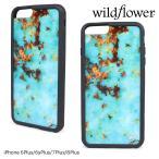 wildflower ケース スマホ iPhone8 ワイルドフラワー iPhoneケース 7 6 6s Plus アイフォン レディース ハンドメイド