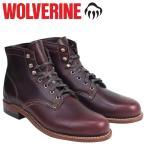 ウルヴァリン WOLVERINE 1000マイル ブーツ 1000 MILE BOOT NO 8 W00137 コードバン ワークブーツ メンズ [1/12 追加入荷]