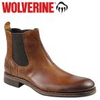 ウルヴァリン WOLVERINE 1000マイル サイドゴア ブーツ MONTAGUE 1000 MILE CHELSEA BOOT Dワイズ W00922 タン チェルシーブーツ メンズ