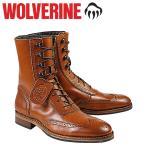 ウルヴァリン WOLVERINE メンズ 1000マイル ブーツ WINCHESTER 1000 MILE BROGUE BOOT Dワイズ W06491 タン ワークブーツ